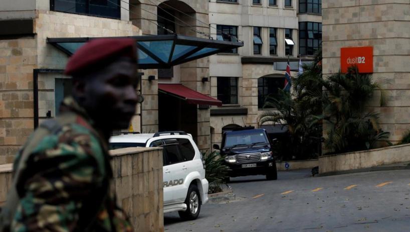 Kenya: réouverture du complexe hôtelier Dusit, sept mois après l'attentat
