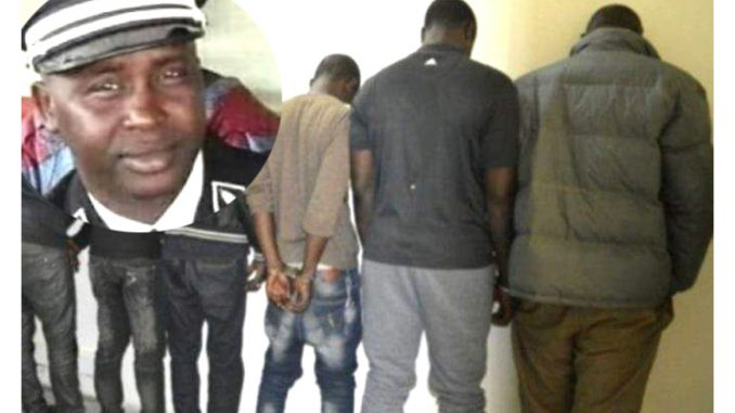 Meurtre du commandant Sané : Les 13 présumés meurtriers face au procureur ce mardi
