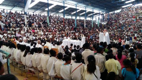 Madagascar se prépare à la venue du pape François