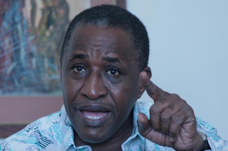 """Adama Gaye depuis la prison: """"Je veux qu'on me reconnaisse le statut de prisonnier politique"""""""