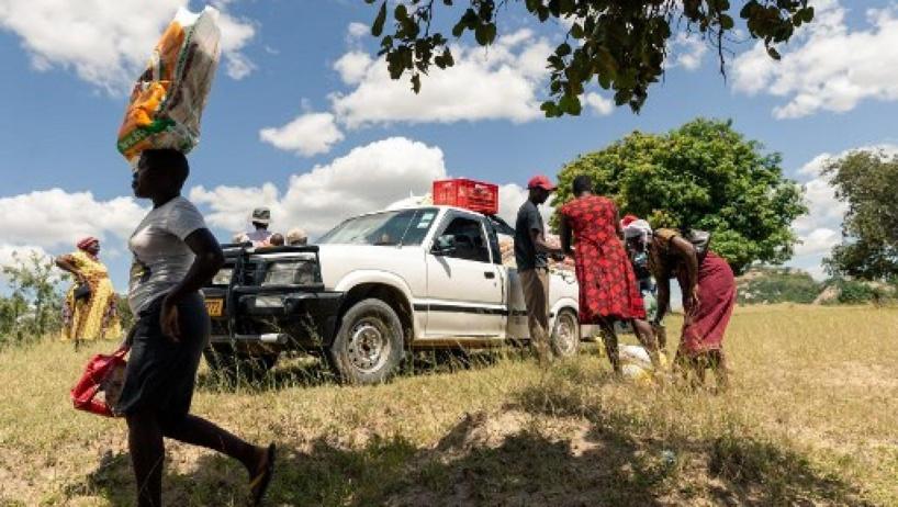 Le Zimbabwe au bord de la famine, l'ONU et le PAM tirent la sonnette d'alarme