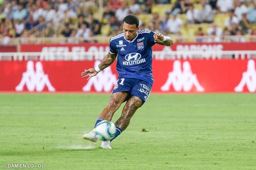 Première journée Ligue 1: Lyon atomise Monaco à Louis II (0-3)