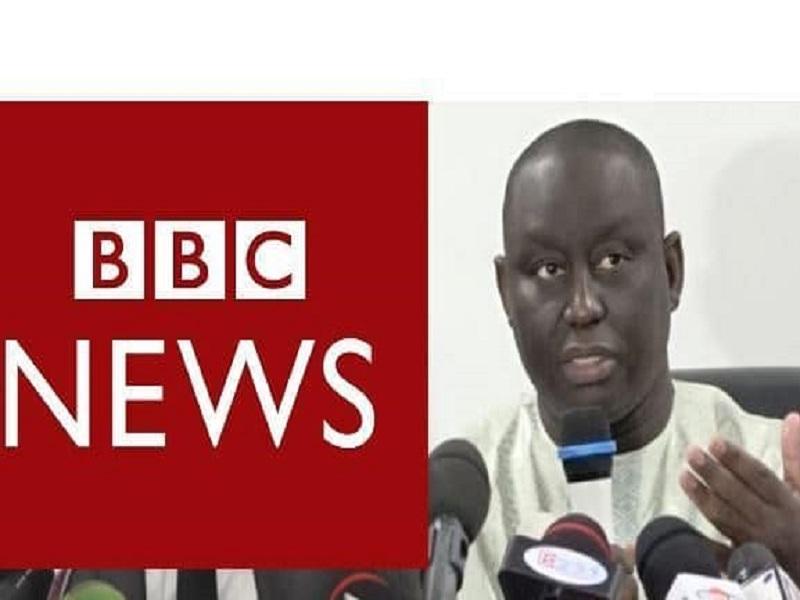 """Démenti : """"Aucun membre du personnel de la BBC n'a été interrogé par la BAG et la DIC"""""""