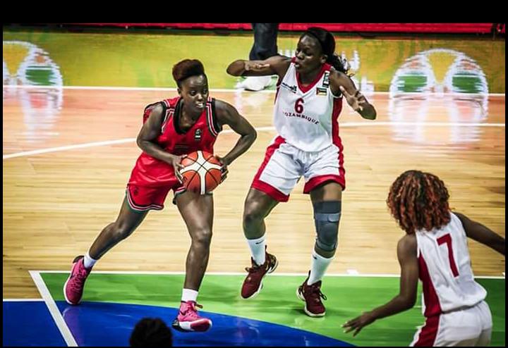 Afrobasket féminin : Les Mozambicaines s'imposent de 14 points contre le Kenya