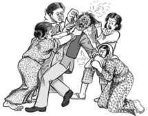 La polygamie, un avatar de la démocratie.