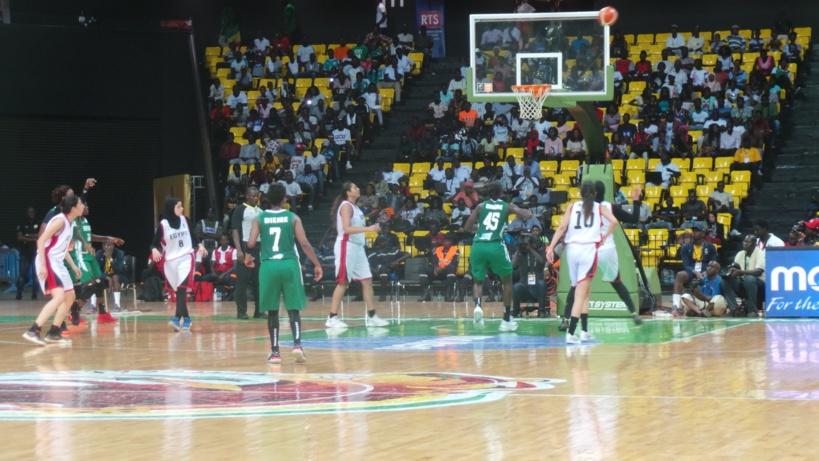 Afrobasket féminin 2019: Les «Lionnes» déroulent devant l'Egypte (85-47)