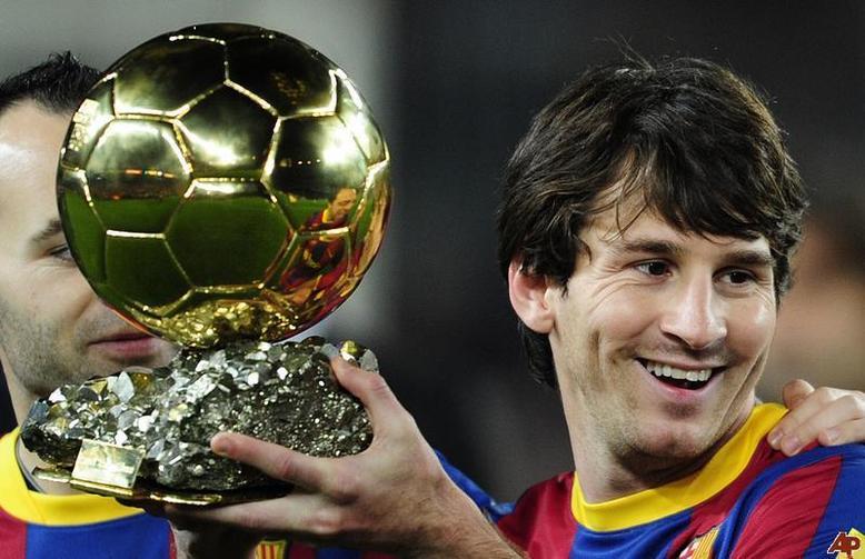 Consécration Ballon d'Or Fifa : Messi égale Platini