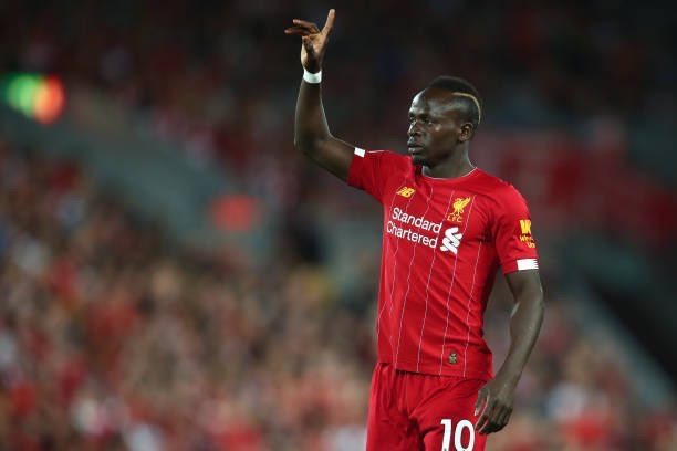 Finale Supercoupe d'Europe: Sadio Mané égalise pour Liverpool