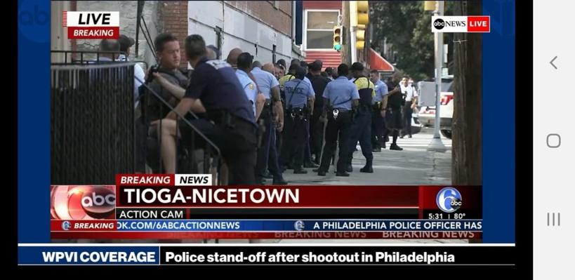 Fusillade à Philadelphie: au moins quatre policiers blessés