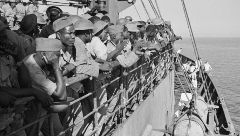 Il y a 75 ans, les tirailleurs africains libéraient la Provence