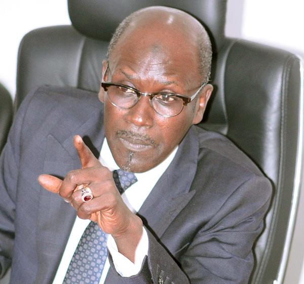 """""""Ceux qui agitent le débat (sur la grâce) ne rendent pas service à Khalifa Sall"""", selon Seydou Gueye"""