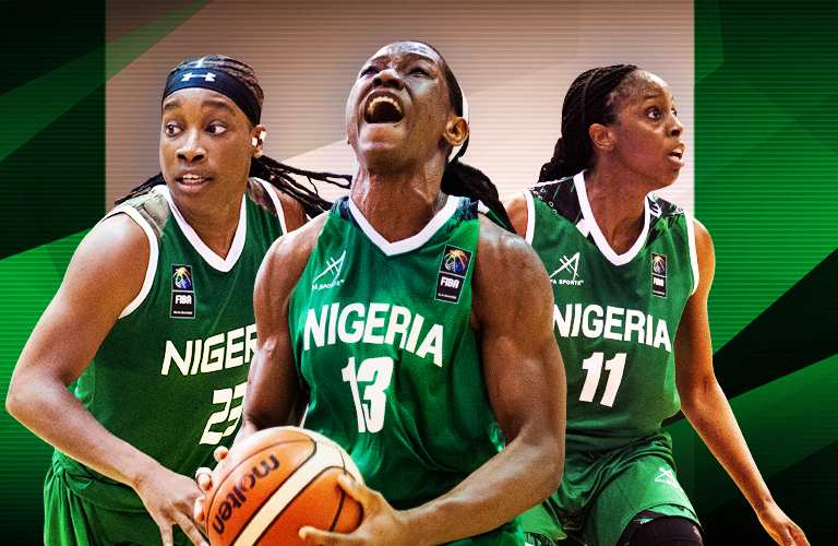 Afrobasket féminin 2019: le Nigeria obtient le premier ticket pour les demi-finales