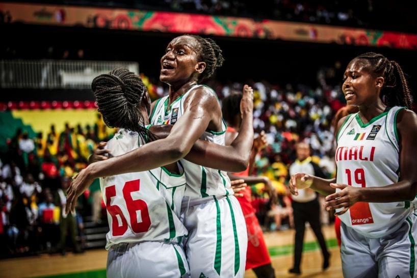 Afrobasket féminin 2019: dans la douleur, le Mali élimine la Côte d'Ivoire (60-51)