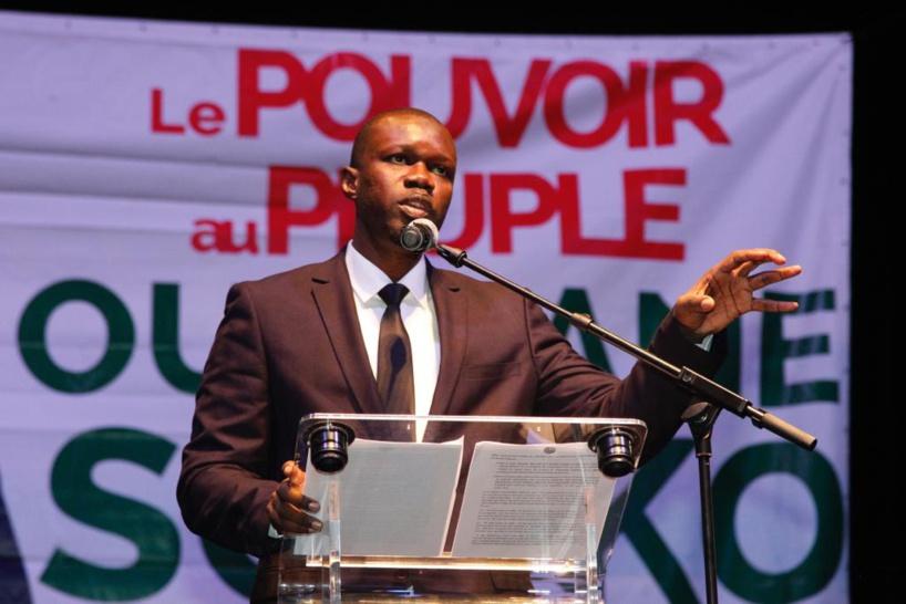 """L'Assemblée nationale prépare une modification de son Règlement intérieur pour """"exclure"""" Sonko"""