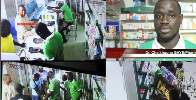 #PharmacieGate - Où en est on ? Qui croire entre le Commissaire Sangharé et le Pharmacien ?  Les faits...