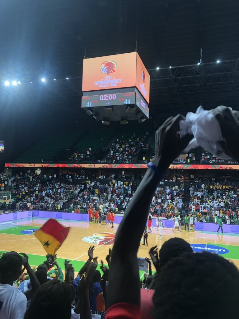 Afrobasket féminin 2019: les «Lionnes» arrachent le ticket de la finale au Mozambique