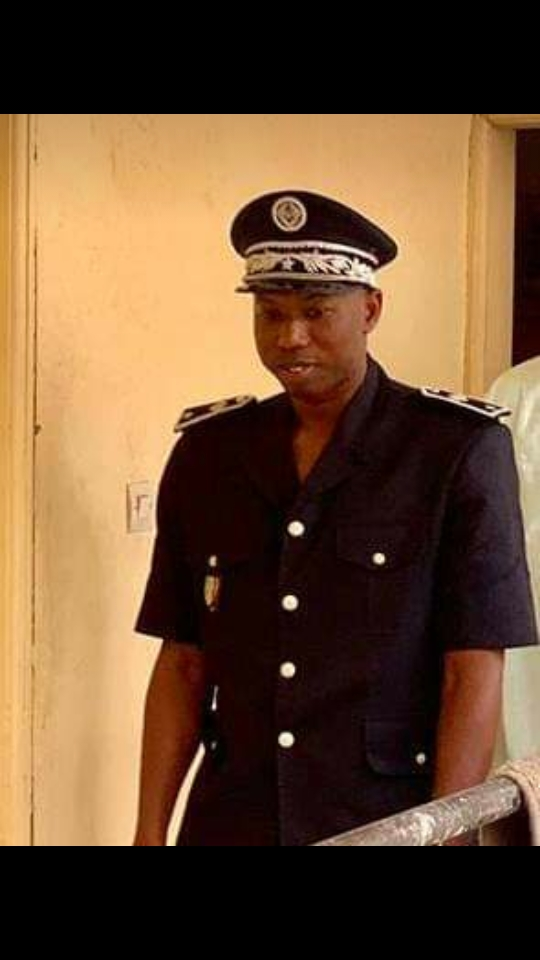 Le Commissaire Sankharé muté à la DGPN