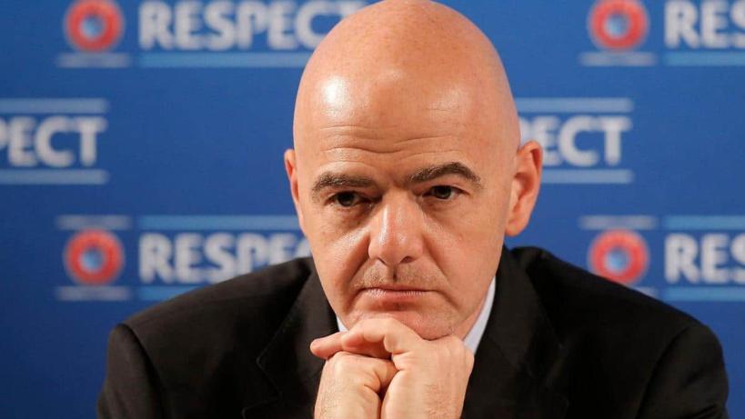 FIFA: Gianni Infantino ébranlé par une enquête de Mediapart