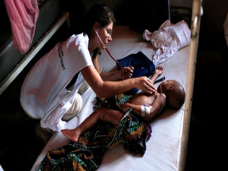 En RDC, la rougeole a fait plus de 2 700 morts en sept mois