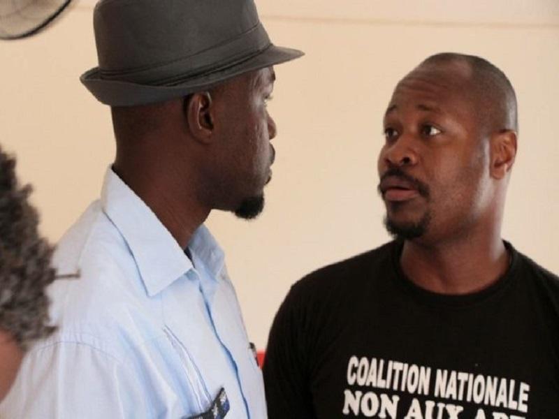 """Révélation de Guy Marius Sagna : """" un plan est en train d'être orchestré contre Ousmane Sonko pour l'envoyer en prison"""""""