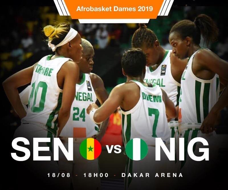 1er Quart-temps Finale Afrobasket Féminin: Les «Lionnes» refusent de se faire distancer (10-14)
