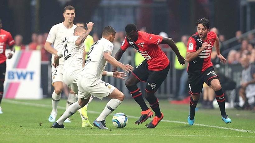 Rennes-PSG : Mbaye Niang marque son premier but de la saison