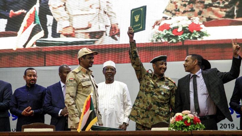 Soudan: chargé de diriger la transition, le Conseil souverain a été formé