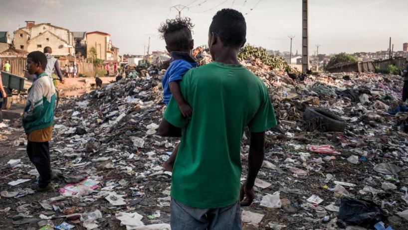 Madagascar: la peste menace face aux montagnes de déchets à Antananarivo