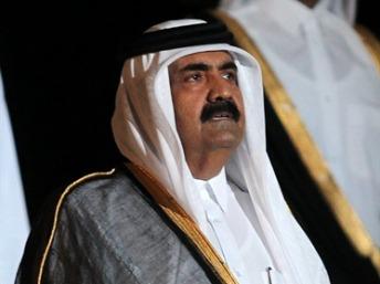 L'émir du Qatar, Cheikh Hamad Ben Khalifa al-Thani, s'est dit favorable à l'envoi de troupes arabes en Syrie afin de «mettre fin à la tuerie» dans le pays. AFP