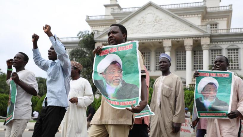 La police veut démanteler le Mouvement islamique du Nigeria