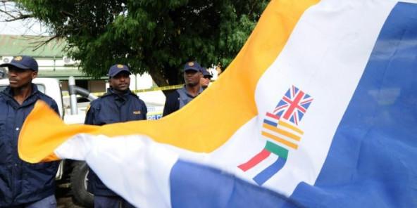 Afrique du Sud : arborer le drapeau de l'époque de l'apartheid est désormais interdit