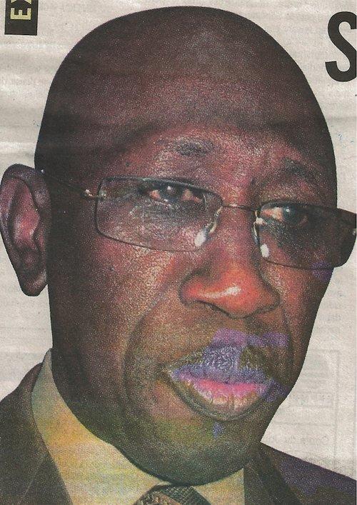 Le président de l'ex-centif, Gouda Fall Kane démissionne de l'administration publique