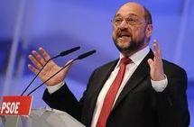 L'Allemand Martin Schulz élu président du Parlement européen