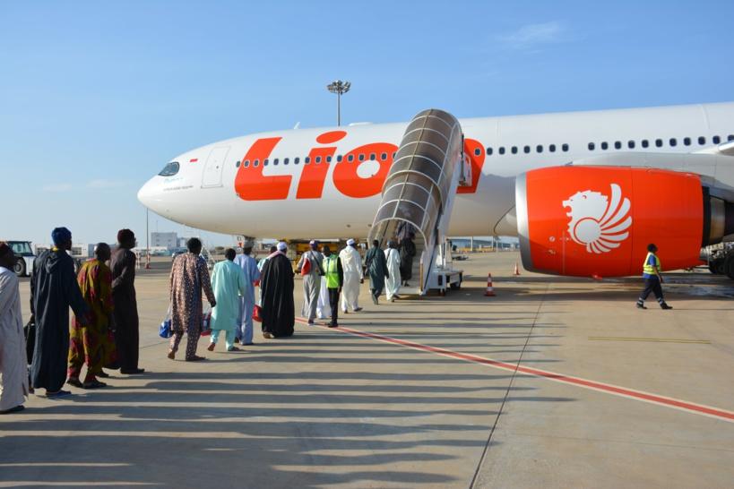 Dernière minute : Reprogrammation sur les vols retours  à la Mecque