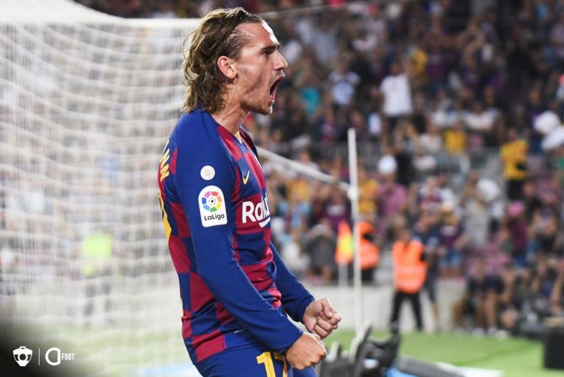 Le Barça rebondit après sa chute de Bilbao et écrase le Bétis (5-2)