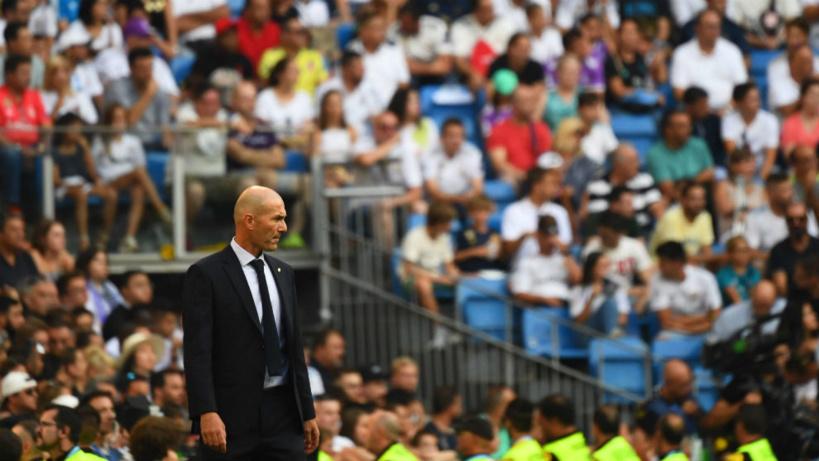 Zidane perd son immunité au Real Madrid