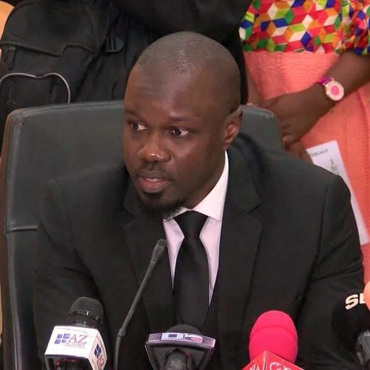 """Ousmane Sonko devant la presse ce mercredi pour parler du """"scandale du Fer de Falémé"""""""