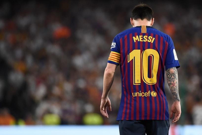 Barça :  Messi forfait un mois supplémentaire