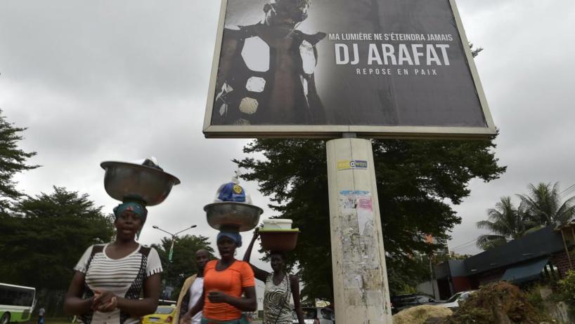 La Côte d'Ivoire se prépare à dire adieu à DJ Arafat