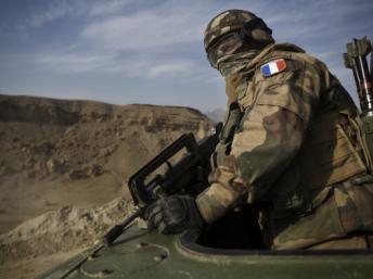 Les forces françaises en Afghanistan sont déployées surtout à l'est du pays, près de Kaboul, dans la province de Kapisa et le district de Surobi. Jonathan Saruk/Getty Images