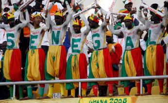 Les supporters sénégalais espèrent assister à une grande CAN 2012 des Lions de la Téranga. (Reuters)