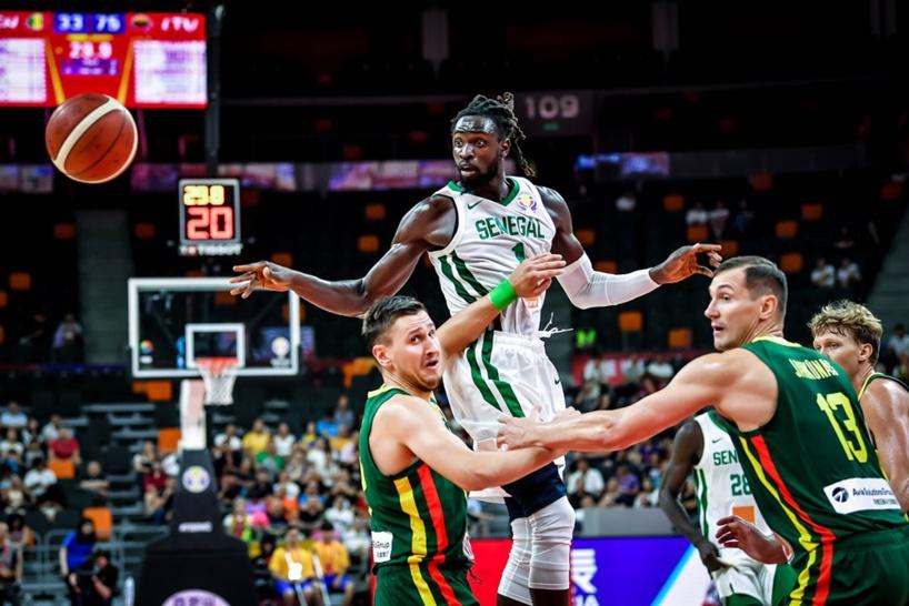 Mondial Basket 2019: les «Lions» prennent une raclée contre la Lituanie (47-101)