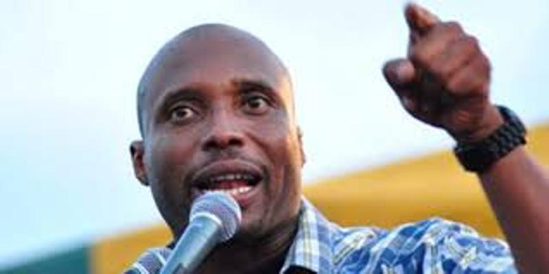 Barthélémy Dias: « Macky Sall travaille à obtenir un 3e mandat »