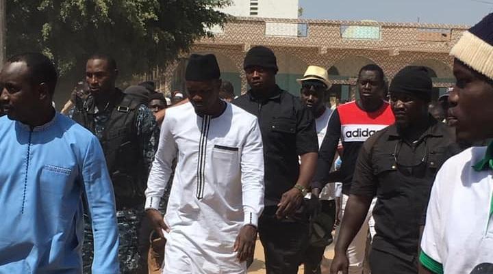 Le Doyen des juges refuse d'accorder à Sonko le permis de visite à Adama Gaye