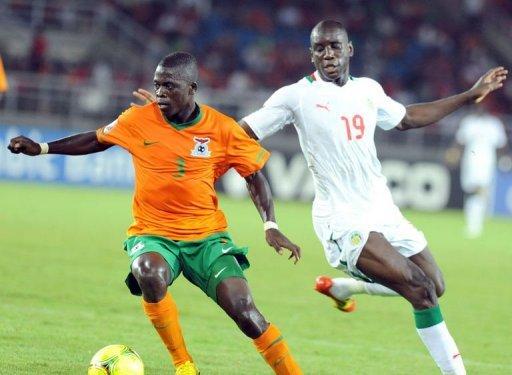 """CAN 2012 Demba Bâ : """"cette défaite ne va pas nous déstabiliser"""""""