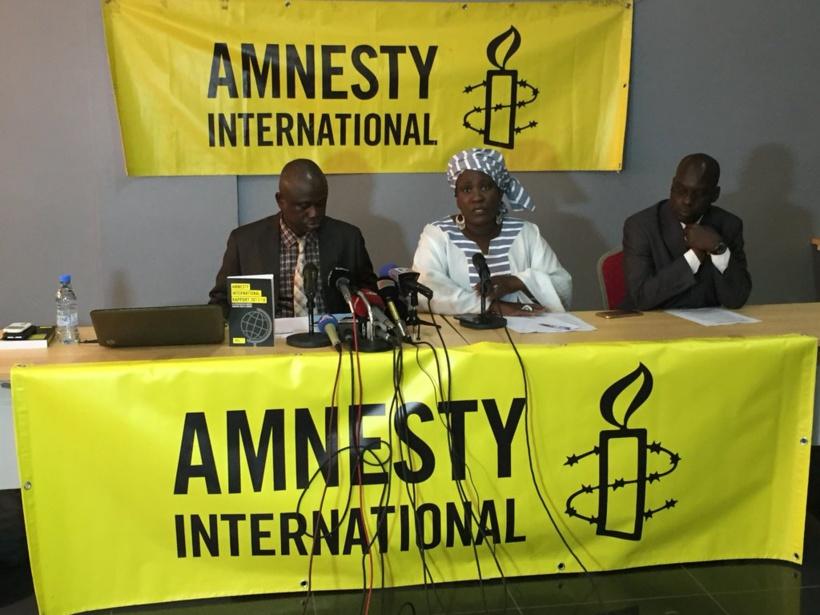 Conditions inhumaines dans les prisons: Amnesty et des organisations de la Société civile sénégalaise vont marcher ce vendredi