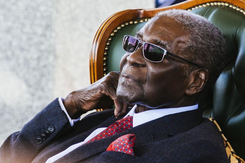 Robert Mugabe: du héros de la libération au despote solitaire