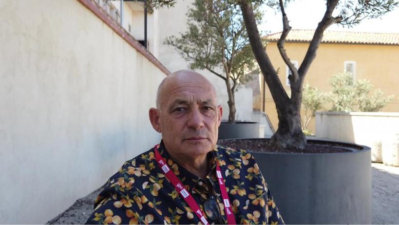 Pascal Maitre à Visa pour l'image: «Je vois tout doucement le Sahel glisser»