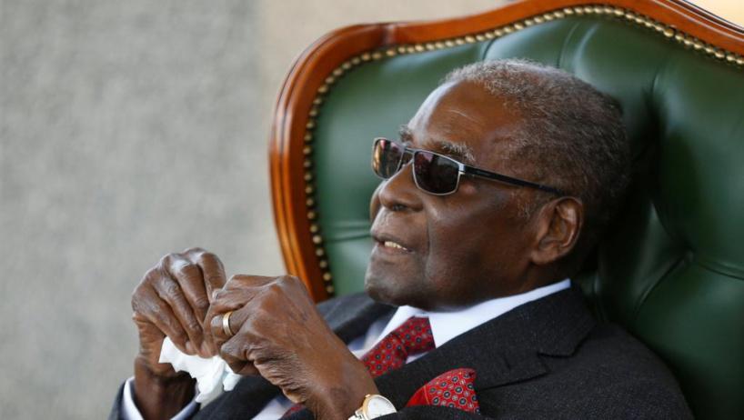 Décès de Robert Mugabé: Macky Sall présente ses condoléances au peuple zimbabwéen