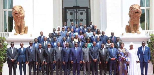 Début du séminaire gouvernemental au Palais de la République